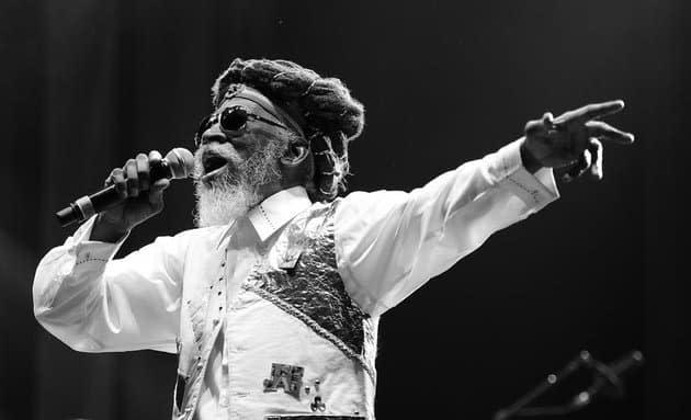Mort de la légende jamaïcaine du reggae Bunny Wailer, membre fondateur des Wailers