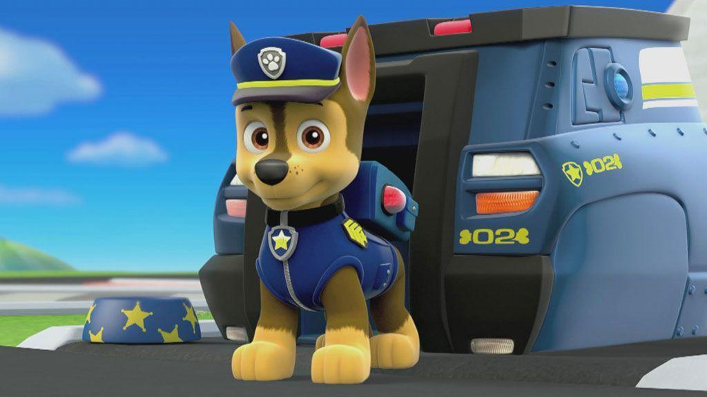 The Protests Come for 'Paw Patrol'
