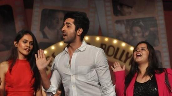REVEALED:Ayushmann Khurana Excellent Mimicry