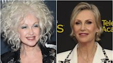 Picture It: Cyndi Lauper And Jane Lynch Will Be 'Golden Girls For Today' On New Series