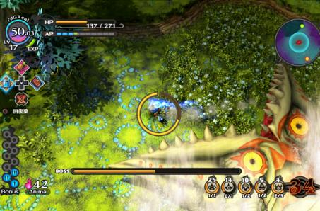 The Witch and the Hundred Knight marches to western PS3s in 2014