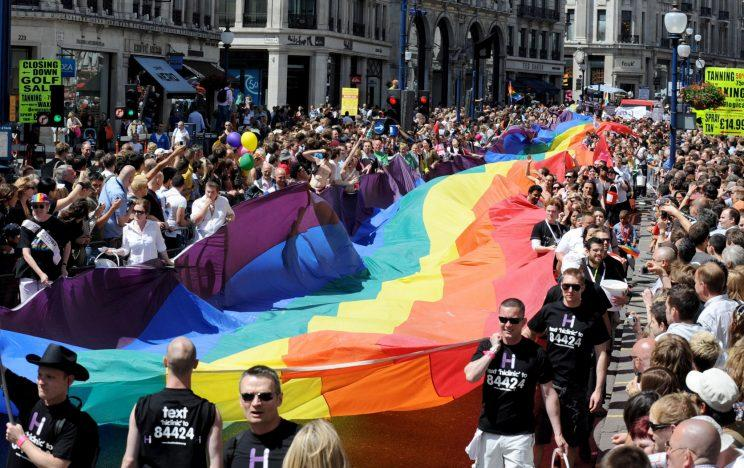 thursday arab Gay