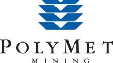 PolyMet announces shareholder authorized 1-for-10 reverse stock split