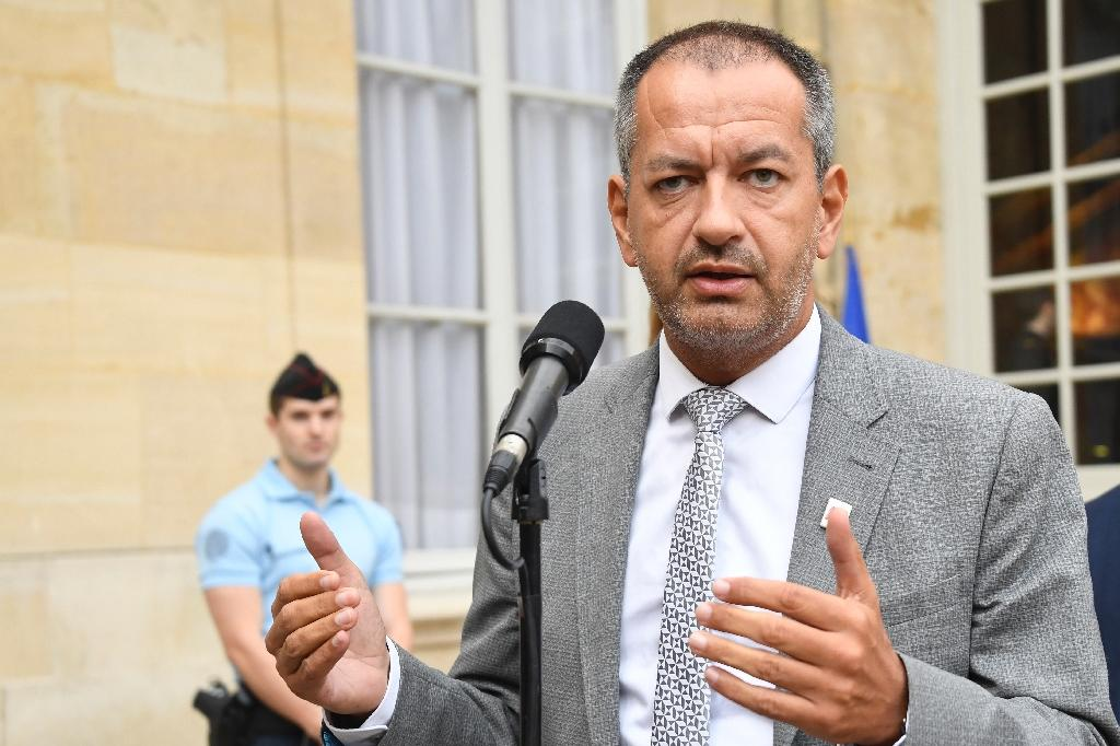 Pascal Pavageau took over as the leader of Force Ouvriere six months ago