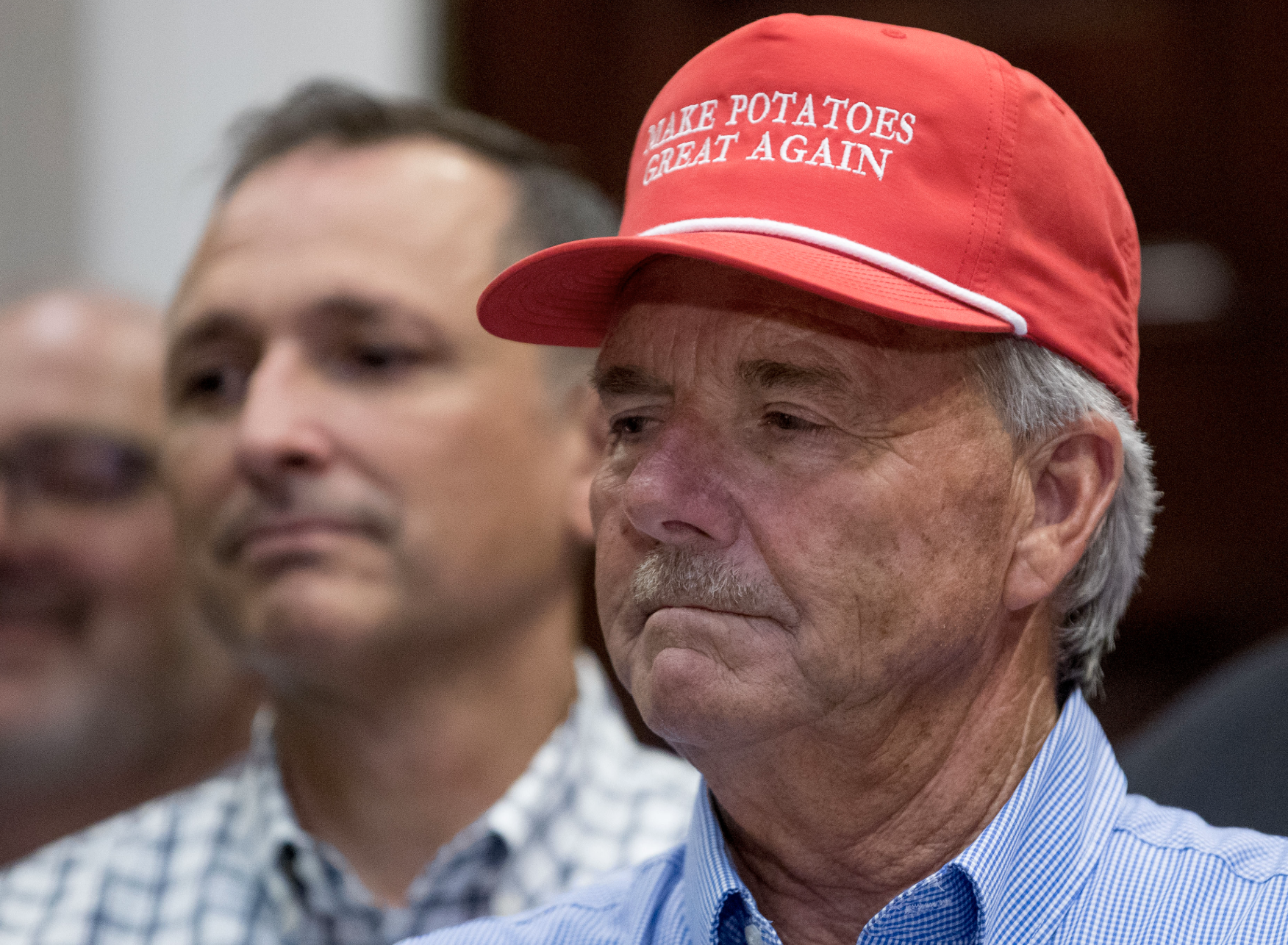 American farmer: Trump 'took away all of our markets'