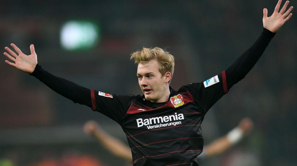 Julian Brandt: Bayern? Leverkusen? Oder doch ins Ausland?