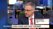Adecco CEO Sees European Growth Reflected in 4Q