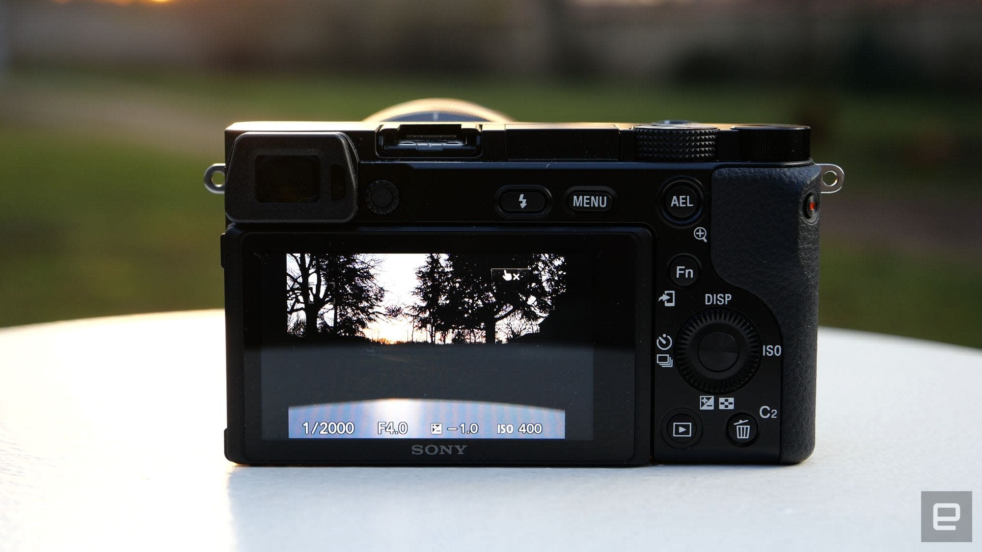 Sony A6100 mirrorless camera review