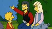 Paul McCartney confirms he appeared on The Simpsons on condition that Lisa Simpson stayed vegetarian