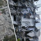 At Least One Person Is Dead After Part Of A 12-Story Condo In Florida Suddenly Collapsed