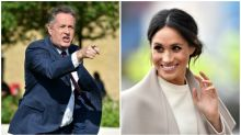 Piers Morgan brands Meghan Markle a 'two-faced control freak' in scathing 'advice'