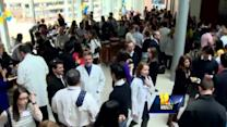 Johns Hopkins medical students matched with residency