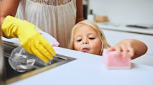 Mum praised for making kids 'apply' for household jobs when they ask for pocket money