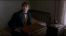PIX: A glimpse of Fantastic Beasts 2!