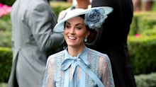 Duchess of Cambridge fans gush over her 'perfect' Royal Ascot outfit - but did she break the dress code?