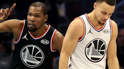 Nets and KD open NBA season against Warriors