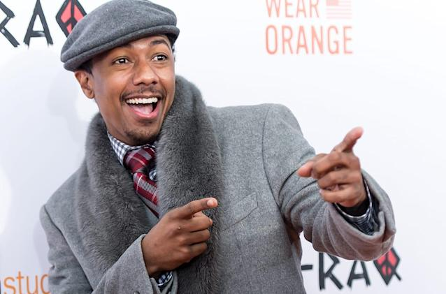 Nick Cannon is the new Chief Creative Officer of RadioShack