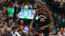 Raptors' Chris Boucher has made the most of Serge Ibaka's absence