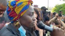 Adama Traoré : le discours fort d'Aïssa Maïga contre les injustices