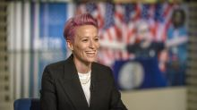 Whether she runs for office or not, Megan Rapinoe will 'fight for equal pay every day'