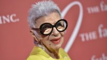 Chic im Alltag: Fashion-Ikone Iris Apfel fordert zur Style-Challenge auf