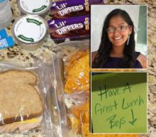 Mom Packs Extra Lunch for Son's Needy Classmate After He Was Seen Eating Only a Fruit Cup