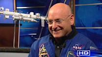 Astronaut braces for unprecedented year in space