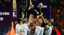 Belmadi savours 'incredible' Africa Cup of Nations triumph