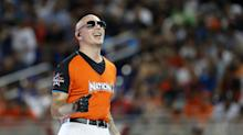 People Had Strong Feelings About Pitbull's Tight, Tucked-In Jersey
