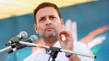 Chhattisgarh BJP MP Calls Rahul 'Mand Buddhi', Congress Hits Back