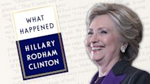 Fake Hillary Clinton book excerpts mock the political campaign tell-all genre