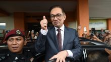 Malaysia's Anwar rejoins political fray after release from jail