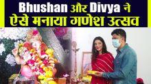 T Series Ganesh Chaturthi Pooja & Aarti by By Bhushan Kumar and Divya khosla kumar