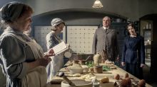 'Downton Abbey' set visit report: All the gossip from the servant's hall