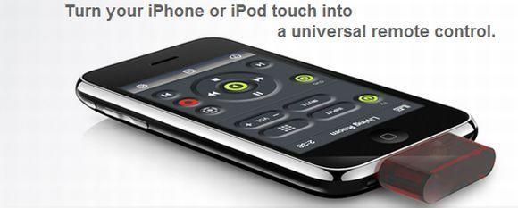 iPhone as TV remote coming to CES