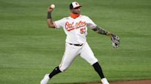 Report: Orioles to non-tender Hanser Alberto after two seasons in Baltimore