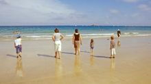 Which countries can UK holidaymakers visit without restrictions on arrival?