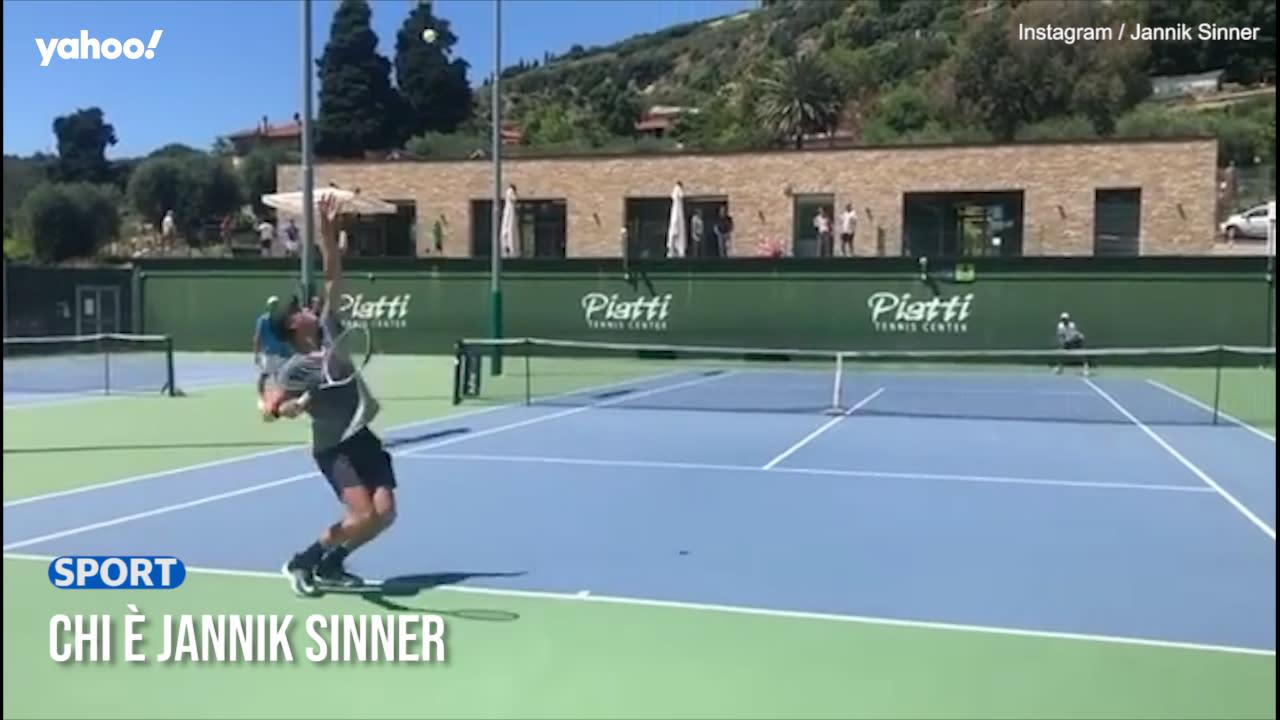 Chi E Jannik Sinner Video