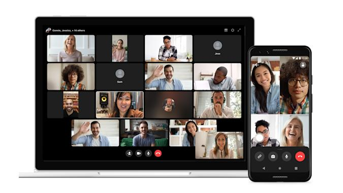 Facebook adds video calls to Workplace with Workplace Rooms.
