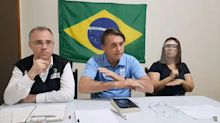 "Brazil's Bolsonaro says he ""can't kill this cancer called NGOs"""