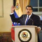 Maduro Vows `Deep' Change in Venezuela Government Amid Pressure