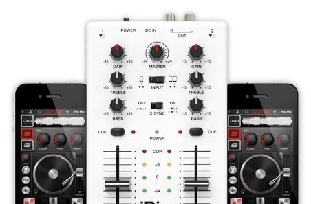 iRig Mix ships to iDevice-carrying DJs, Android app compatibility looks unlikely