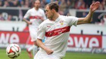 Victory sign experienced German defender