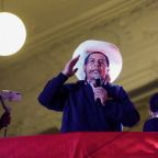 Peru waits for next president with vote count stuck near completion