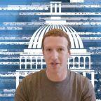 Facebook plans voter drive, partners with Democratic/Republican Institutes