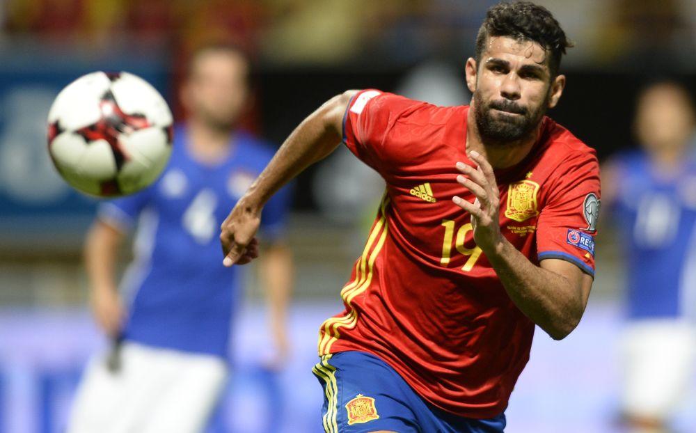 Espagne, Lopetegui félicite (encore) Diego Costa
