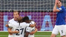Foot - ANG - Angleterre : Tottenham se reprend face à Everton