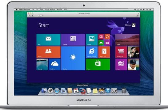 VMware launches Fusion 6 virtual desktop for Mac with Mavericks support, Windows Store app integration