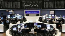 Acciones de Europa cierran estables por alivio de preocupaciones sobre comercio