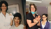 Doctor delivers baby 25 years after delivering the mother: 'It's a wonderful reoccurring experience'